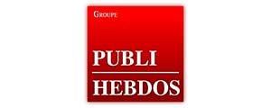 Logo PUBLI HEBDOS